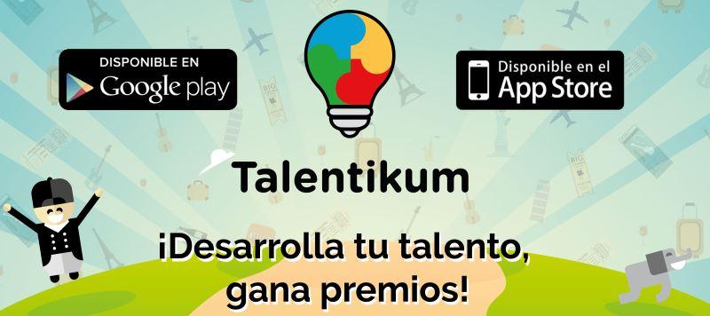 Instala la app Talentikum